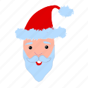 christmas, pappa, santa, winter, xmas, xmaspappa icon