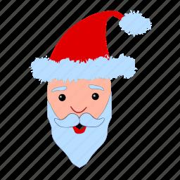christmas, pappa, santa, winter, xmas, xmaspappa icon