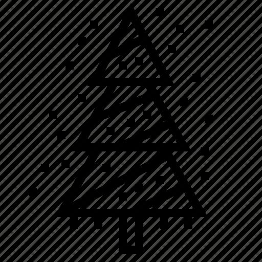 christmas, christmas tree, snow, tree, winter, xmas icon