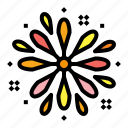 celebrate, explosion, firecracker, firework icon