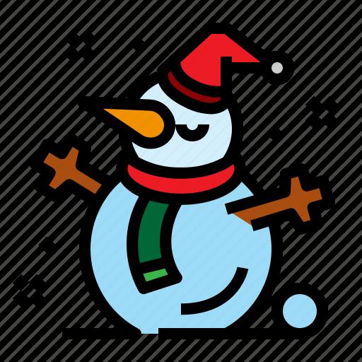 Christmas, snow, snowman, xmas icon - Download on Iconfinder