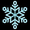 christmas, cold, ice, snowflake, winter