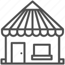 cabin, house, hut icon