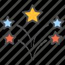 christmas, star, xmas, xmas celebrations icon