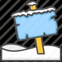 element, signpost, signpost tree icon