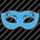 eye, mask, party icon