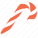 candy, christmas, stick icon