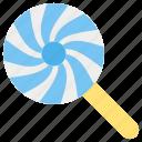 candy, lollipop, sweet icon