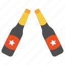 beer, cheers, party icon