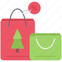 christmas, discount, new, package, sale, year icon