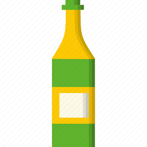 alcohol, beverage, bottle, celebration, champagne, drink, party icon