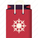 bag, chrismasshopping, christmas, gift, sale, shopping, xmas icon