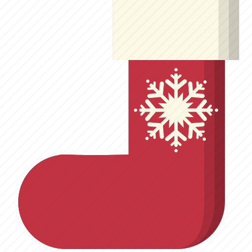 Christmas, winter, sock, winterwear, socks, xmas, snowflake icon