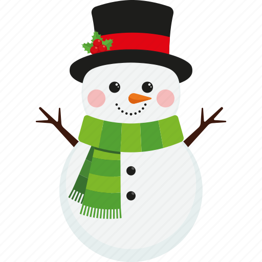 character christmas cute hat scarf snowman xmas icon download on iconfinder character christmas cute hat scarf snowman xmas icon download on iconfinder