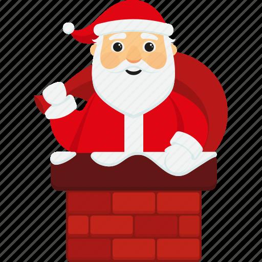 character chimney christmas cute santa santa claus xmas icon download on iconfinder character chimney christmas cute santa santa claus xmas icon download on iconfinder