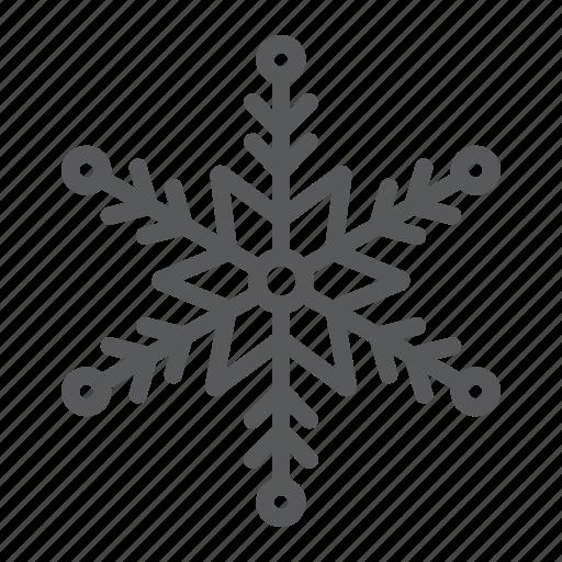 cold, ice, snow, snowflake, winter icon