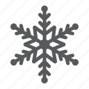 cold, ice, snow, snowflake, winter icon