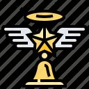 award, piece, success, trophy, winner