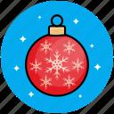 christmas, christmas ball, decoration, new year, ornament