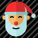 christmas, gift, new year, santa, winter