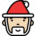 celebration, christmas, gift, party, santa, winter, xmas icon