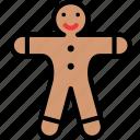 celebration, christmas, decoration, gingerbread, party, snow, xmas