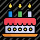 birthday cake, cake, dessert, sweet, celebration, birthday, wedding cake