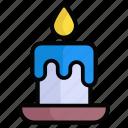 candle, light, decoration, flame, fire, celebration, christmas