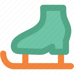 ice blading, ice skates, inline skates, skates, skates shoes, skating boot icon