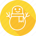 christmas, festival, holiday, snoman, snowmanpx, vacation icon