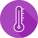 christmas, festival, holiday, thermometer, vacation icon