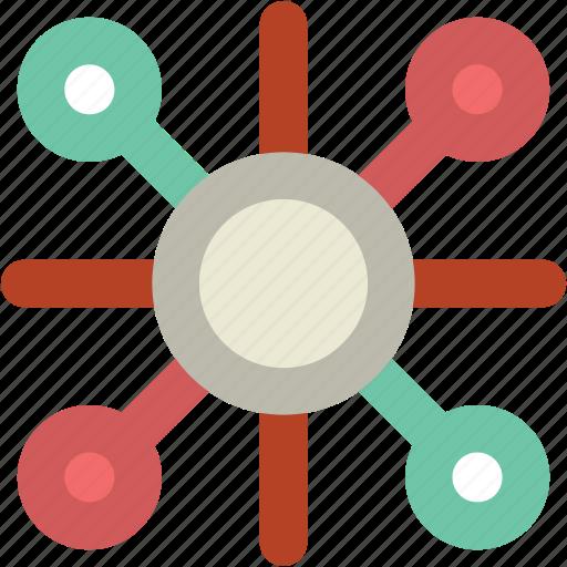 Christmas snowflake, ice flake, snow falling, snowflake, snowflake ornament, winter decoration icon - Download on Iconfinder