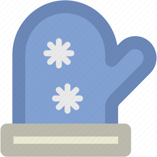 cold, glove, mitten, snow glove, winter, winter gloves icon