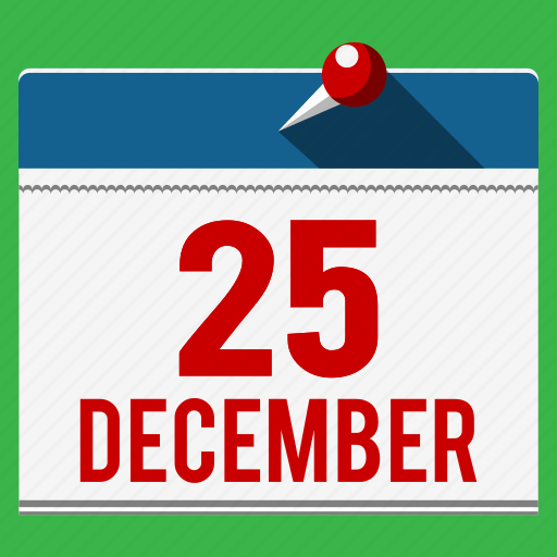 Calendar, christmas, day, december, event, schedule, xmas icon - Download on Iconfinder