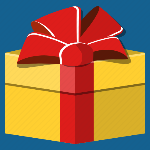 box, christmas, gift, holiday, package, present icon