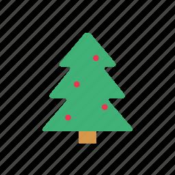 christmas, christmas decoration, christmas tree, color, sapin, tree icon