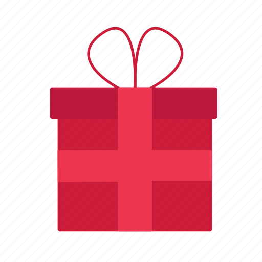christmas, christmas gift, color, gift, offering, package icon