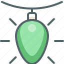 decorate, light icon