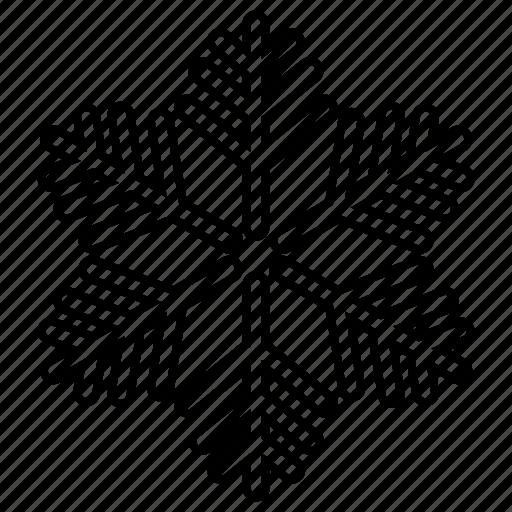 christmas, snow, snowflake, xmas icon