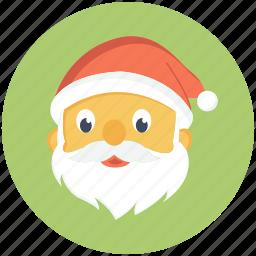 christmas, claus, santa, santaclaus icon icon