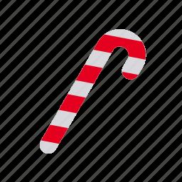 bonbon, candy, christmas, stick, sweets, treat, xmas icon