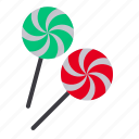 candy, celebration, chocolate, christmas, holiday, lolipop, xmas icon