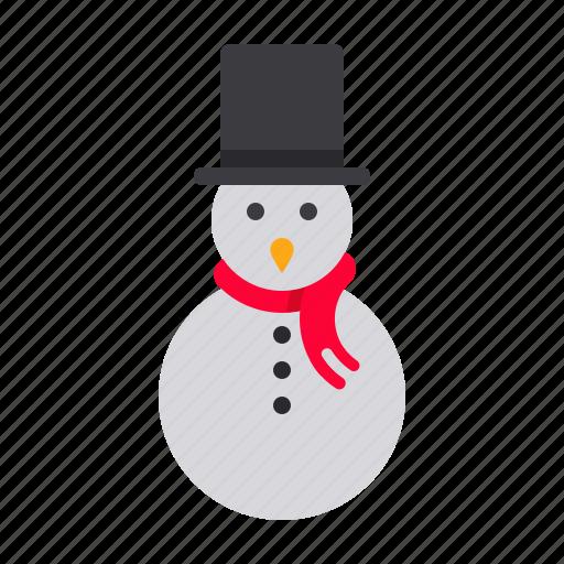celebration, christmas, decoration, holiday, snowman, winter, xmas icon