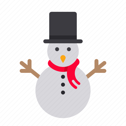 celebration, christmas, decoration, holiday, snowman, winter, xmas icon