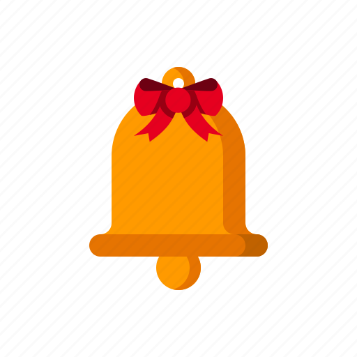 Bell, christmas, decoration, ding, music, ring, xmas icon - Download on Iconfinder