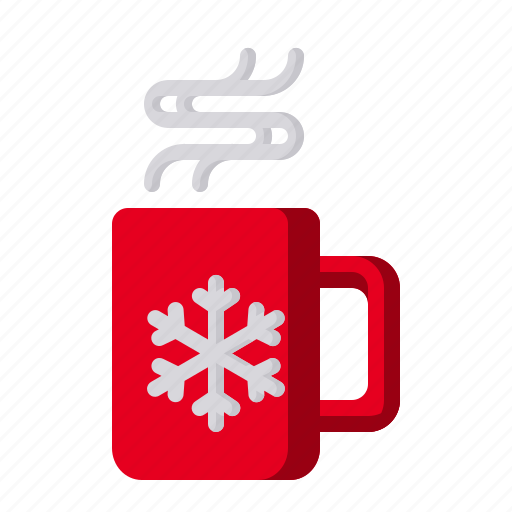 Chocolate, christmas, cup, drink, hot, mug, xmas icon - Download on Iconfinder
