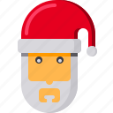 christmas, claus, holiday, newyear, santa, santaclaus, xmas icon
