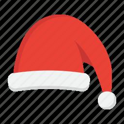 christmas, hat, holiday, new year, santa, xmas icon
