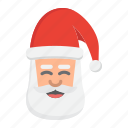 christmas, claus, holiday, new year, santa, xmas icon