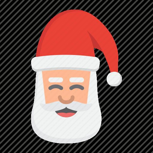 christmas, claus, holiday, new year, santa, xmas icon